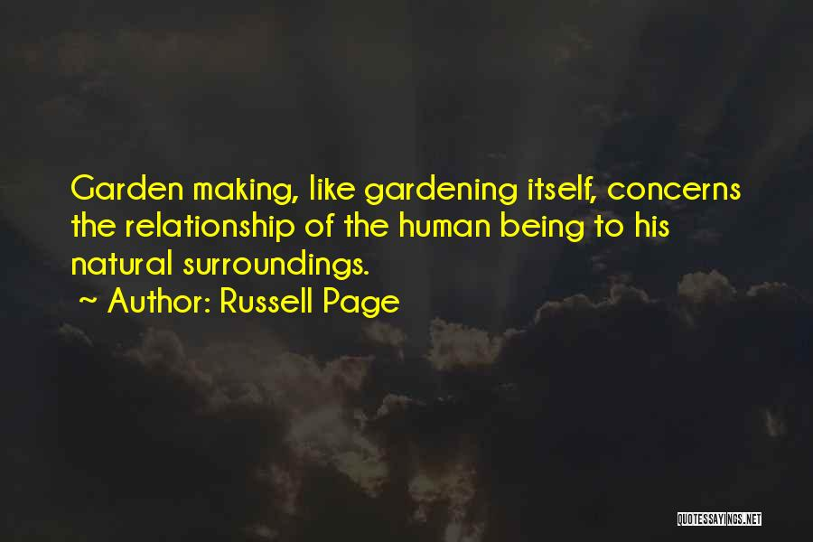 Russell Page Quotes 1041777