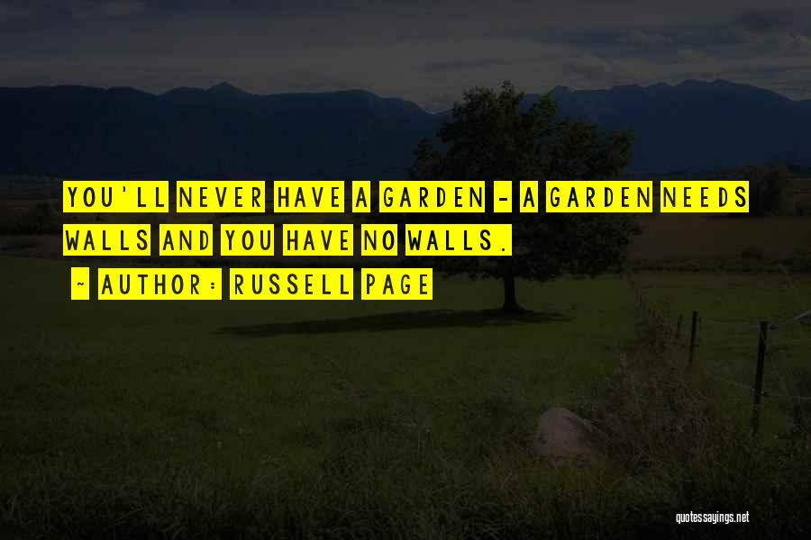 Russell Page Quotes 1592459