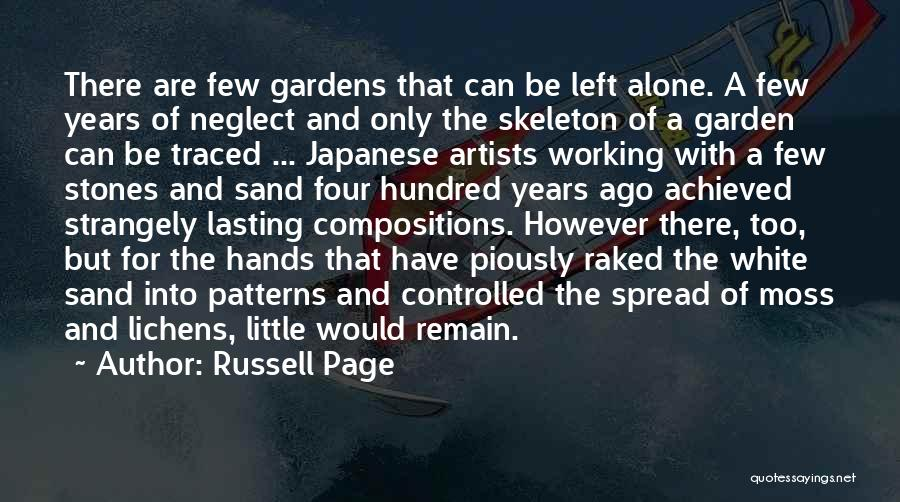 Russell Page Quotes 1908284
