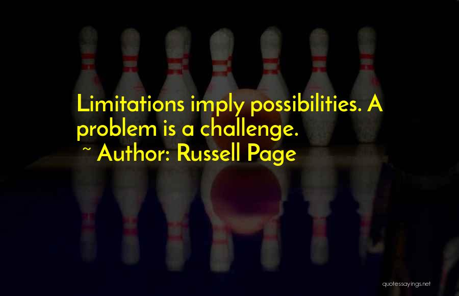 Russell Page Quotes 443039