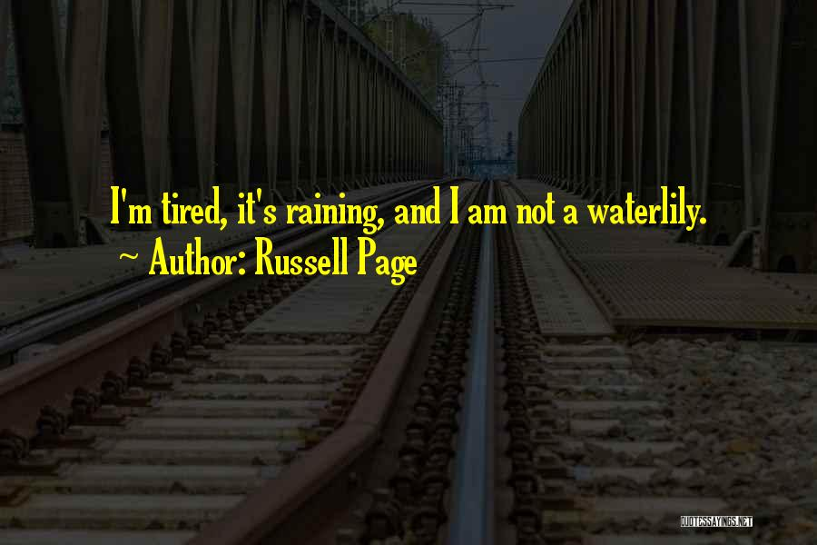 Russell Page Quotes 488279