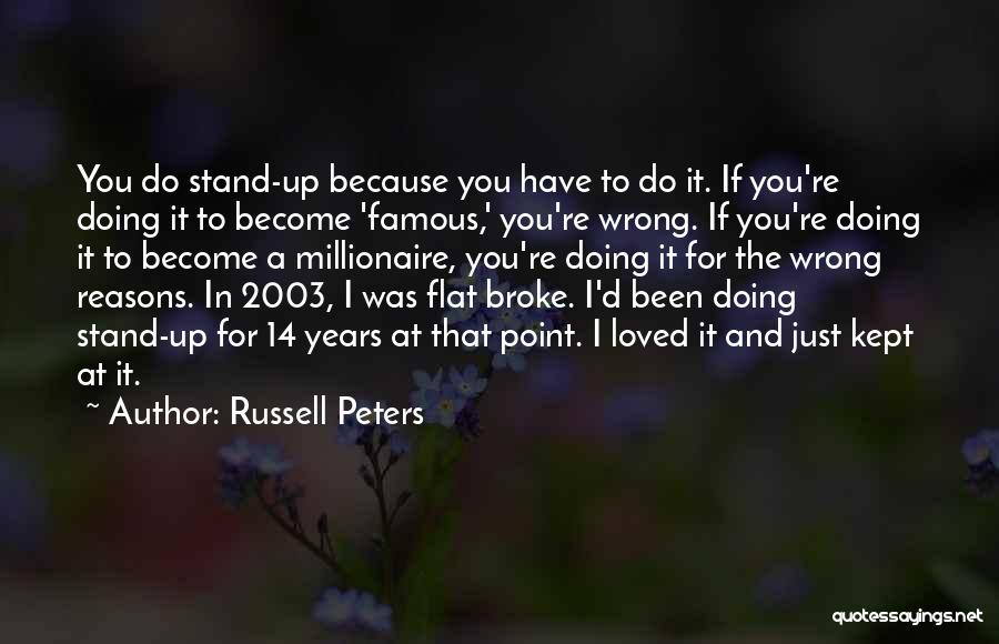 Russell Peters Quotes 1009510