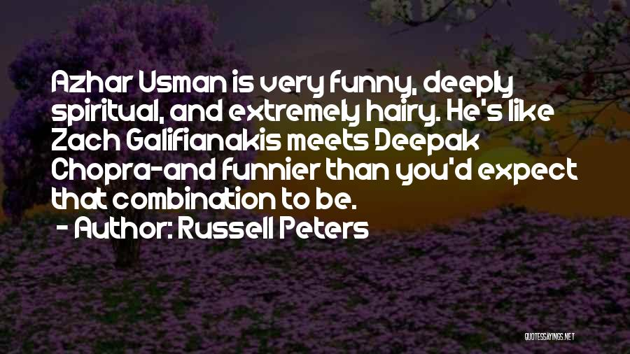 Russell Peters Quotes 1380786