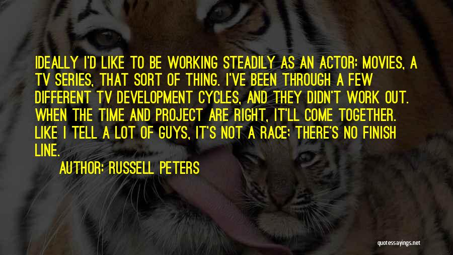 Russell Peters Quotes 1908615
