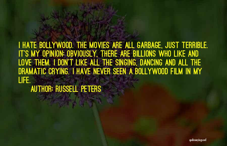 Russell Peters Quotes 389599