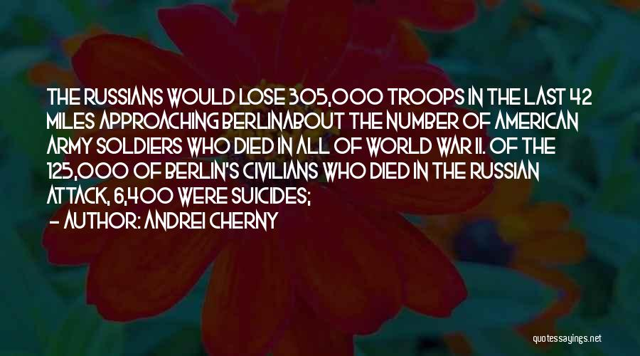 Russian History Quotes By Andrei Cherny