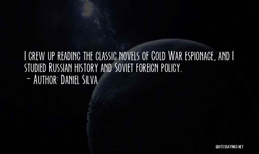 Russian History Quotes By Daniel Silva