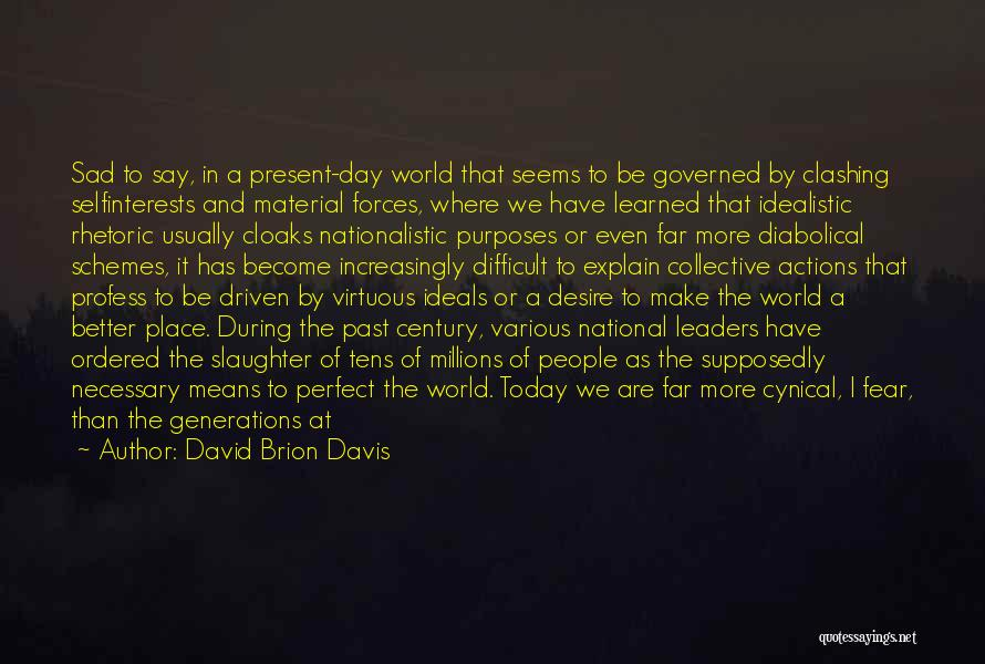 Russian History Quotes By David Brion Davis