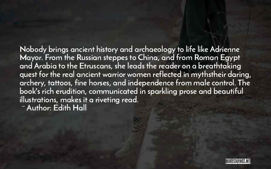 Russian History Quotes By Edith Hall