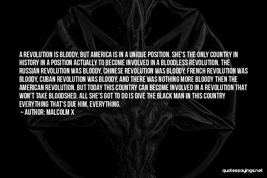 Russian History Quotes By Malcolm X