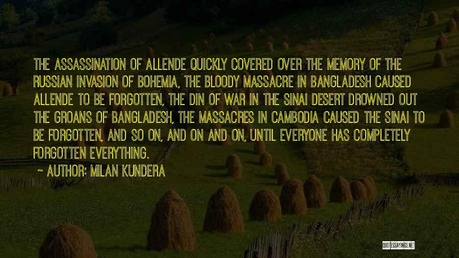 Russian History Quotes By Milan Kundera