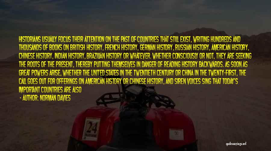 Russian History Quotes By Norman Davies
