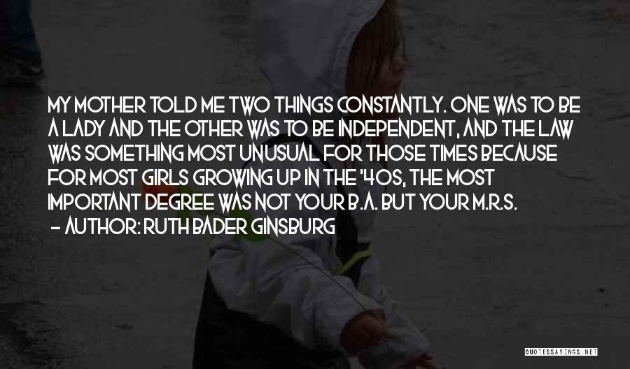 Ruth Bader Ginsburg Quotes 1088791