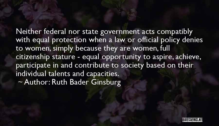 Ruth Bader Ginsburg Quotes 1189565
