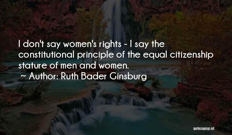 Ruth Bader Ginsburg Quotes 1203891