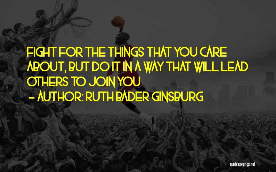 Ruth Bader Ginsburg Quotes 1819270