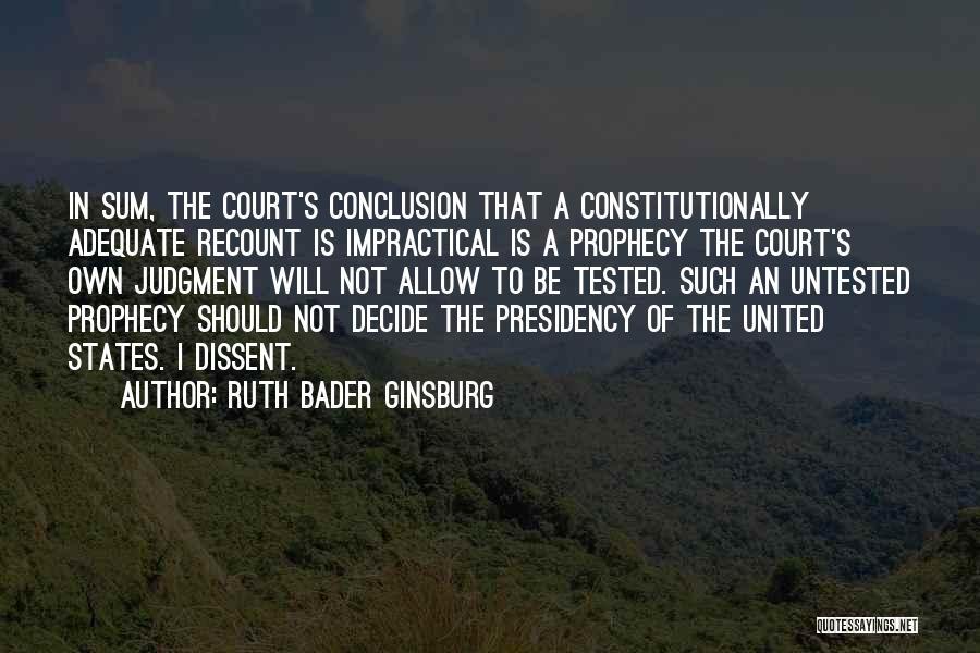Ruth Bader Ginsburg Quotes 2040247