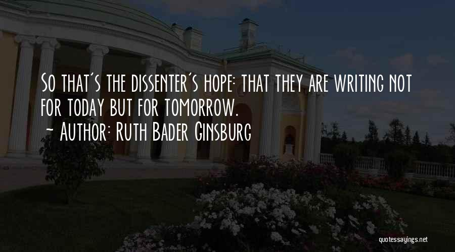 Ruth Bader Ginsburg Quotes 2182117