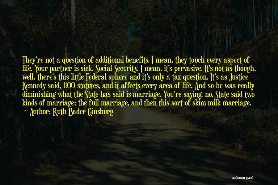 Ruth Bader Ginsburg Quotes 228714