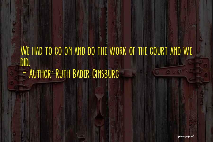 Ruth Bader Ginsburg Quotes 740032