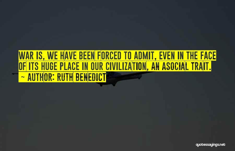 Ruth Benedict Quotes 1075509