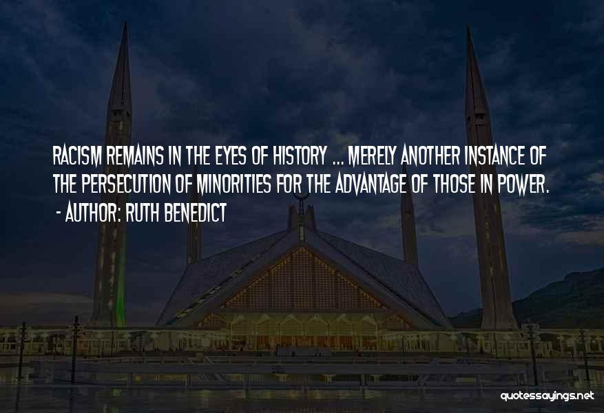 Ruth Benedict Quotes 1237602