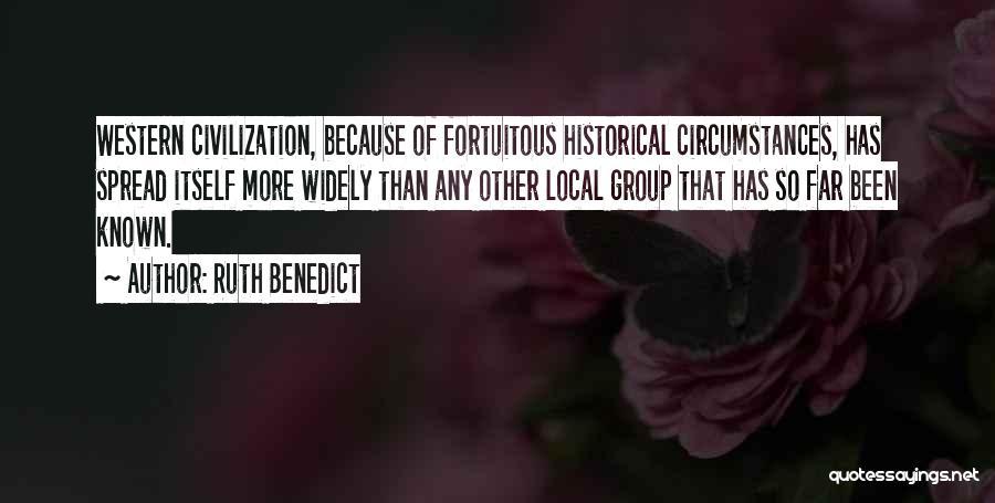 Ruth Benedict Quotes 1304442