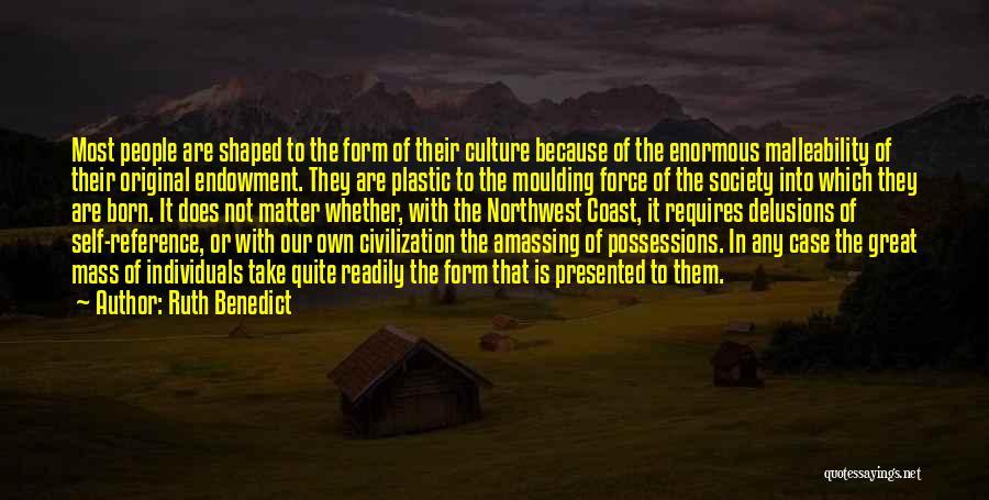 Ruth Benedict Quotes 1395903