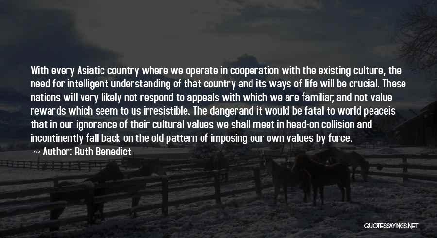 Ruth Benedict Quotes 1982290
