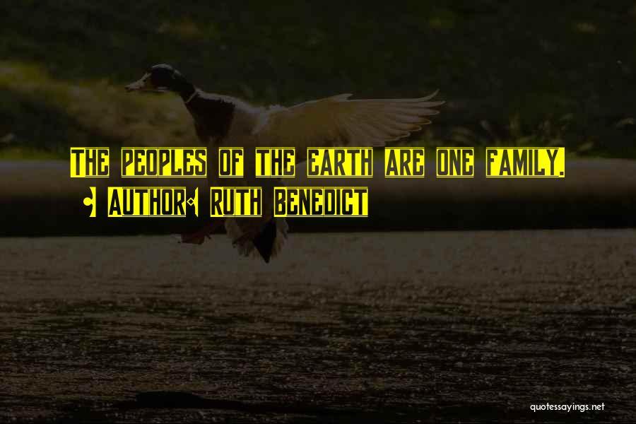 Ruth Benedict Quotes 198319