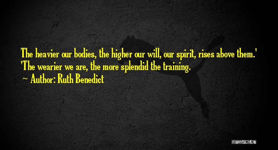 Ruth Benedict Quotes 2166087