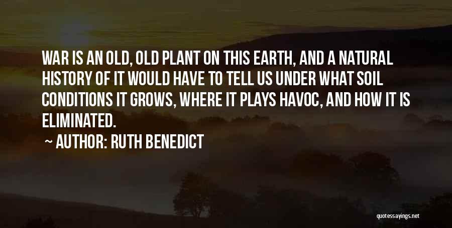 Ruth Benedict Quotes 2247468
