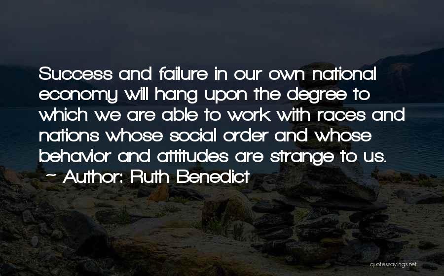 Ruth Benedict Quotes 280758