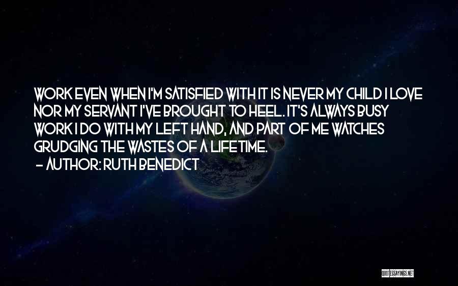 Ruth Benedict Quotes 732934