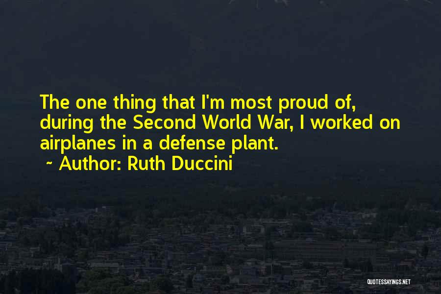 Ruth Duccini Quotes 1786088