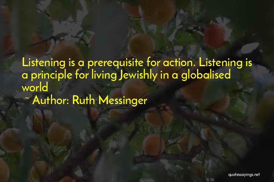 Ruth Messinger Quotes 854329