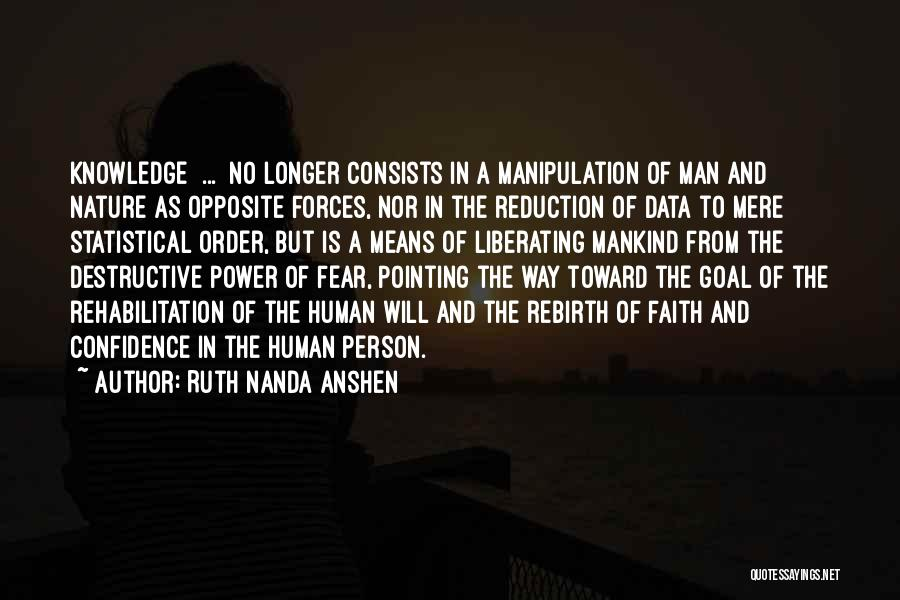 Ruth Nanda Anshen Quotes 2261862