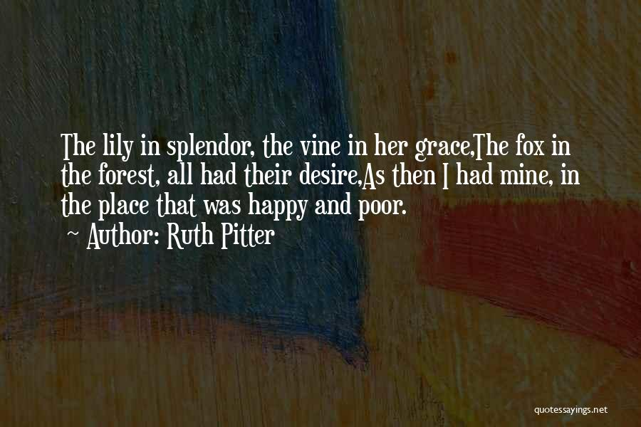 Ruth Pitter Quotes 1660474