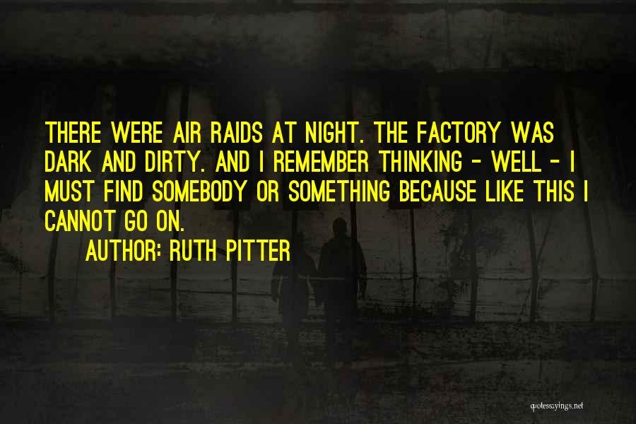 Ruth Pitter Quotes 1723177