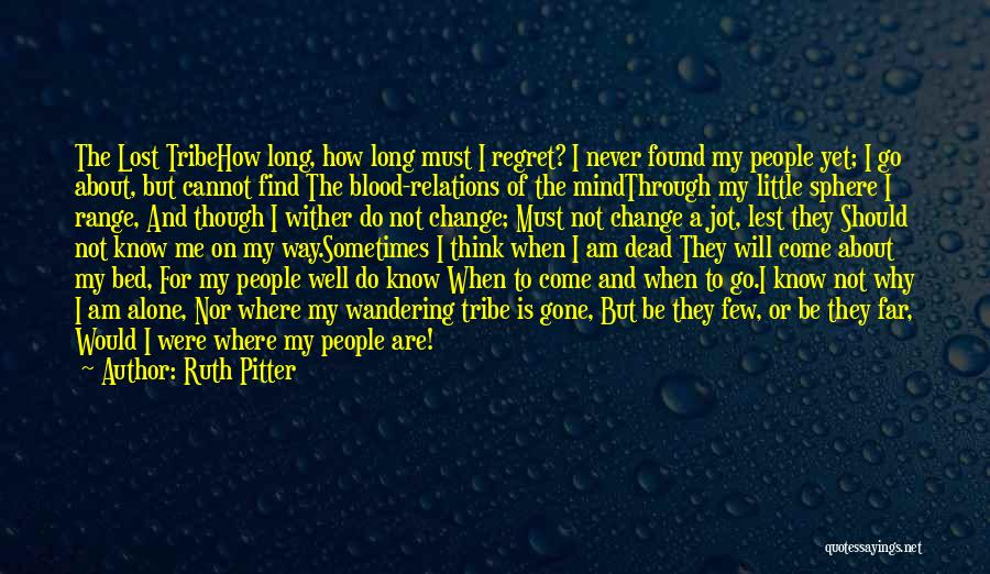 Ruth Pitter Quotes 1908545