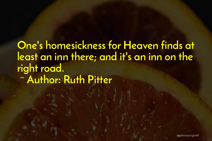 Ruth Pitter Quotes 501133