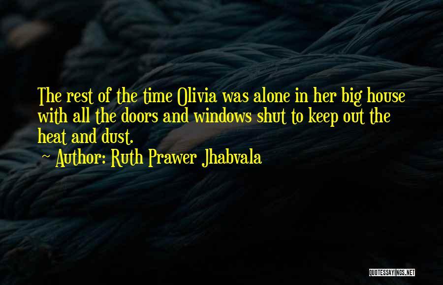 Ruth Prawer Jhabvala Quotes 283949