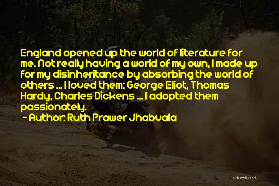 Ruth Prawer Jhabvala Quotes 870859