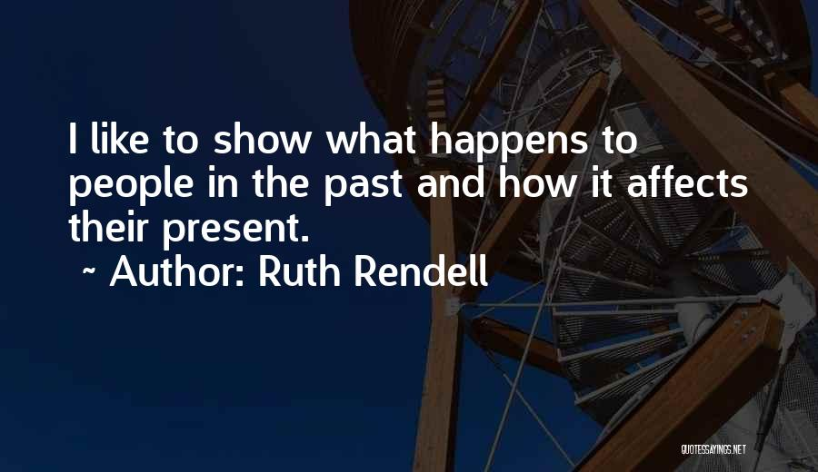 Ruth Rendell Quotes 1390760