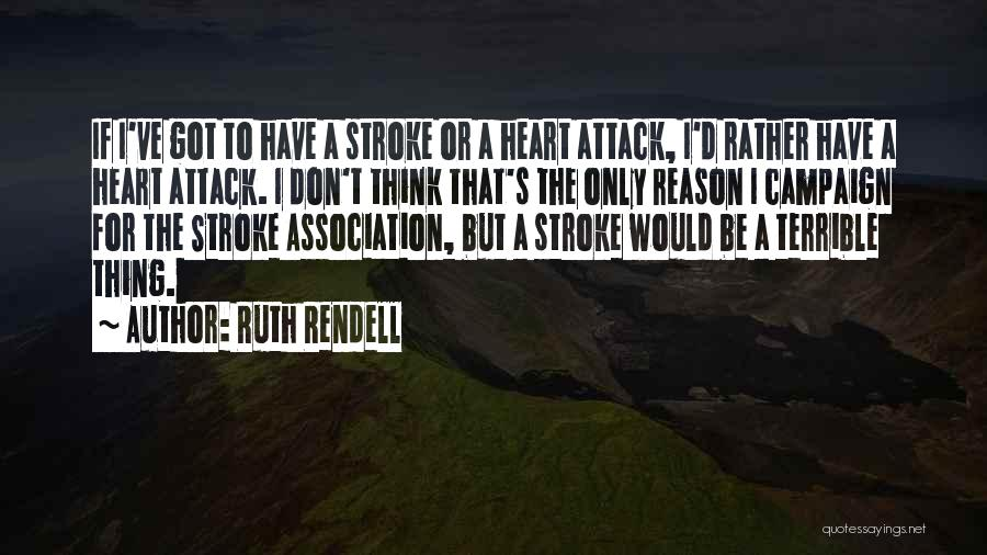 Ruth Rendell Quotes 1460340