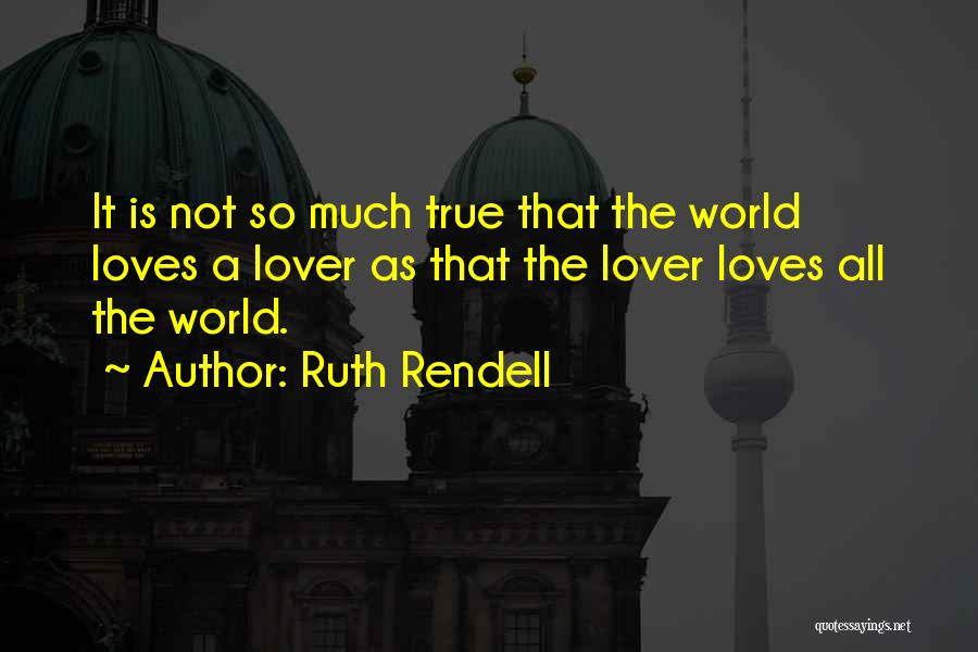 Ruth Rendell Quotes 1478113