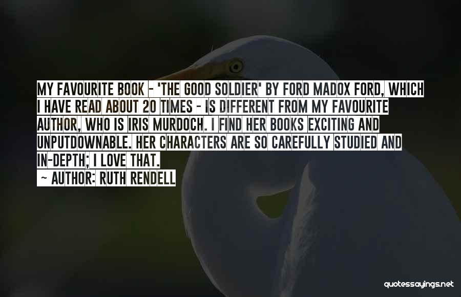 Ruth Rendell Quotes 1531706