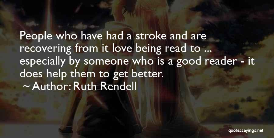 Ruth Rendell Quotes 1749128