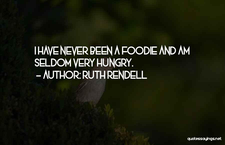 Ruth Rendell Quotes 1867674
