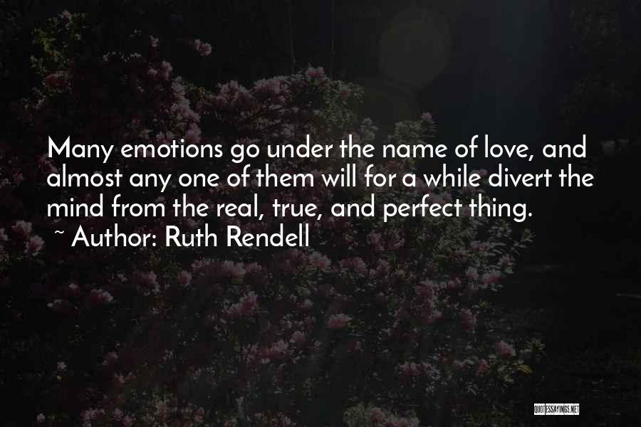 Ruth Rendell Quotes 1872664